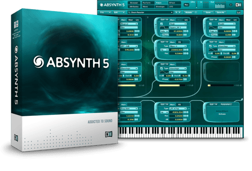 Absynth VST 5.3.1 Crack Full Version + Torrent 2020 Download