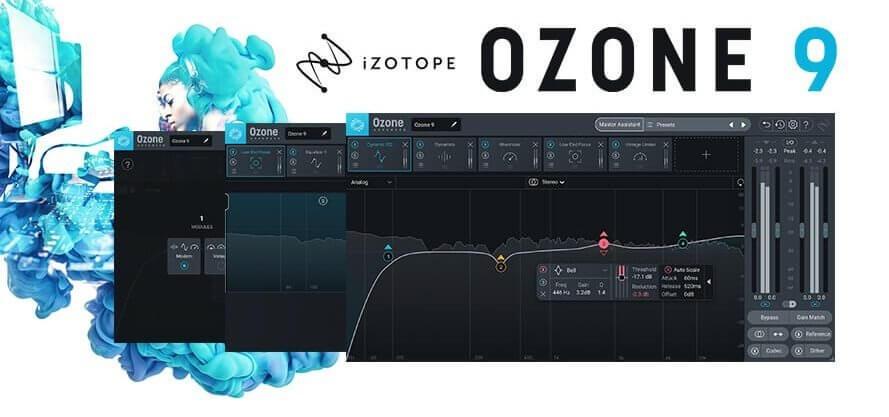 iZotope Ozone 9 Advanced Win v9.1.0 Full version Free Download