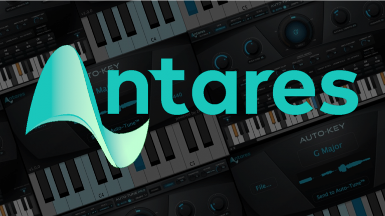 Antares AutoTune Pro 9.1.1 Crack With New Serial Key [Latest 2020]