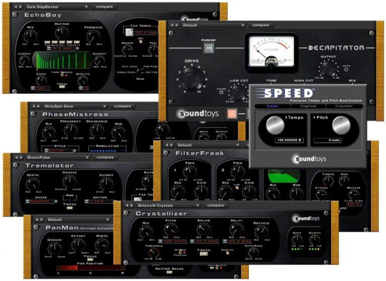 Soundtoys Ultimate Mac Crack 5.5.4 Download [Latest]