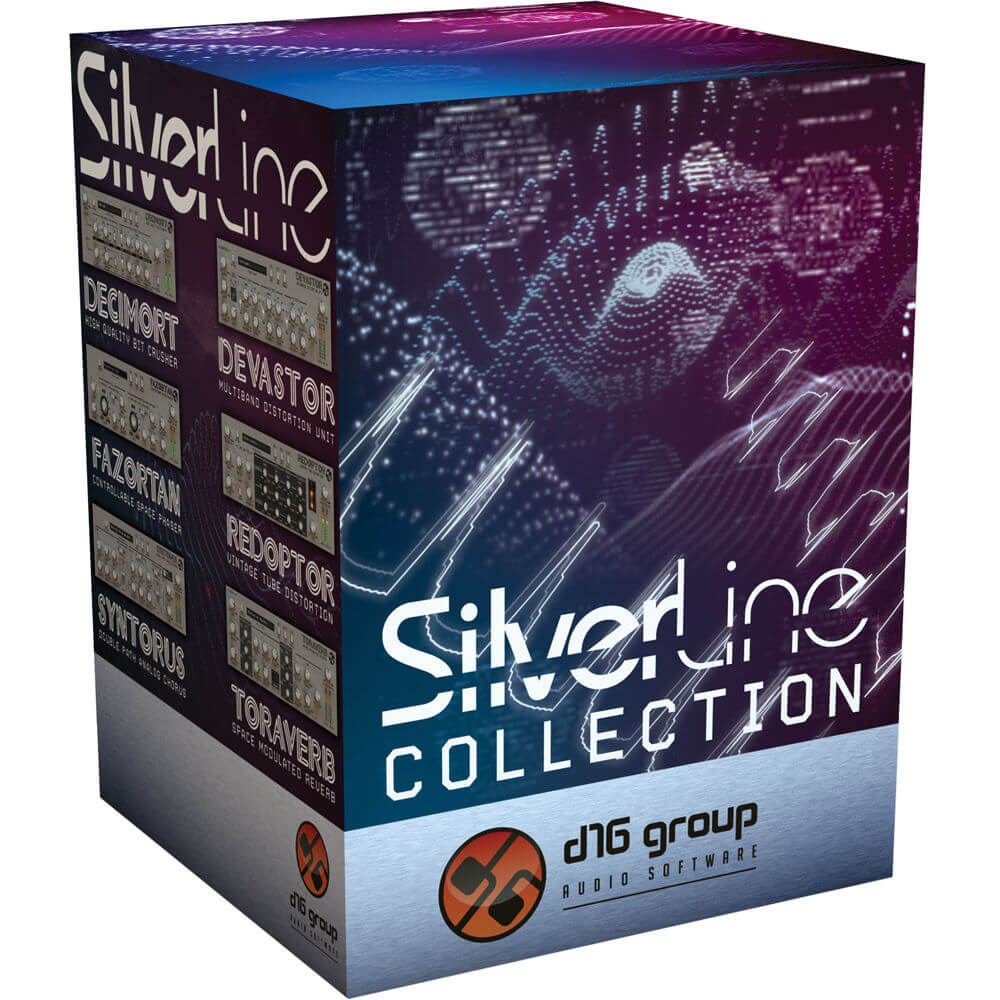 D16 Group Silverline Collection Crack [latest 2021] Free Download