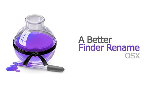 A Better Finder Rename 11.27 Crack MAC Full License Keygen Free Download [latest 2021]