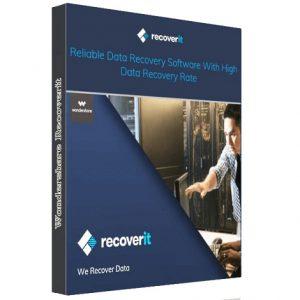 Wondershare Recoverit 10.0.2.7 Crack + Registration Key [ Latest 2021] Free Download